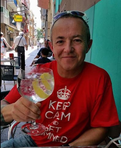 Fundraising Page in Memory of Paul Caine